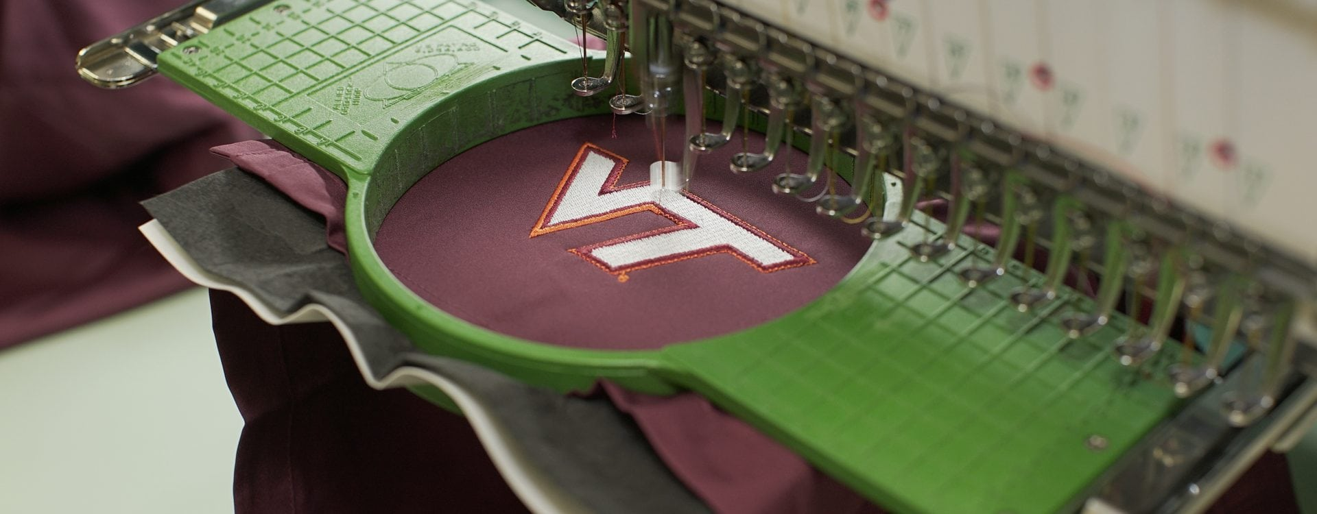 Custom Embroidery Services Photo